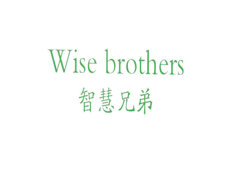 智慧兄弟 WISE BROTHERS