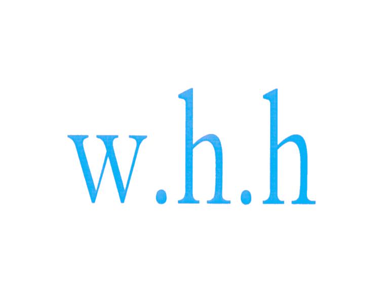 W.H.H