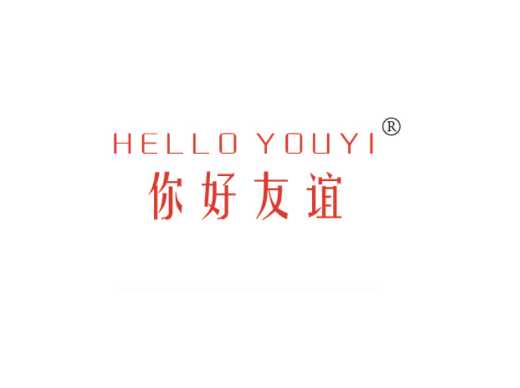 你好友谊 HELLO YOUYI