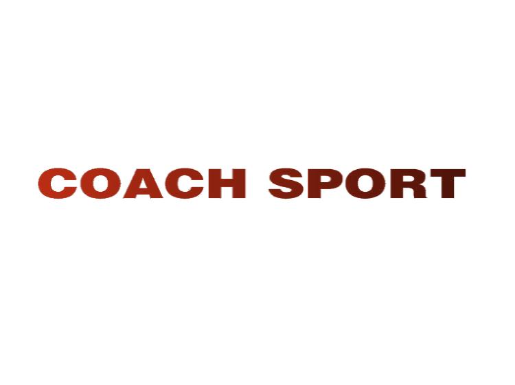 COACH SPORT商标